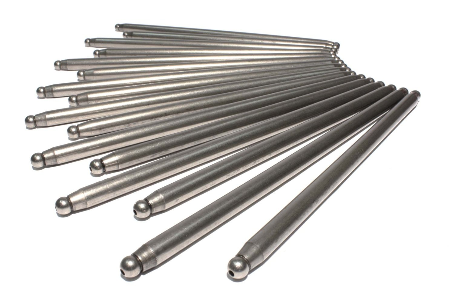 Competition Cams 7854-16 High Energy Pushrods for Big Block Chevy 396-454, 65-'86, 3/8' Diameter, 8.280' Intake Length, 9.252' Exhaust Length 65-' 86 3/8 Diameter 8.280 Intake Length 9.252 Exhaust Length nobrandname