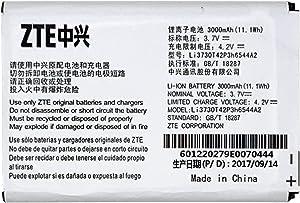 ZTE Original Li3730T42P3H6544A2 Battery for MF96 MF96U Z289L Sonic 2.0 Hotspot Battery