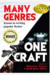 Many Genres, One Craft: Lessons in Writing Popular Fiction Hardcover