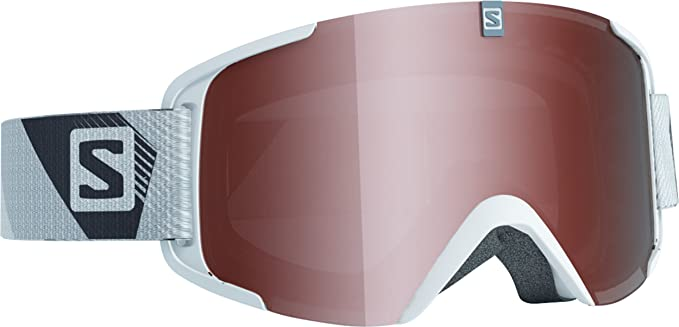 Salomon Xview Access Gafas de esquí, Unisex Adulto