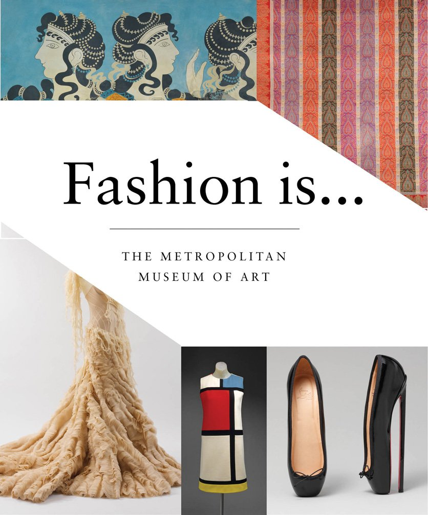 Image result for fashion is... book