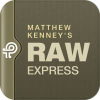 Everyday Raw Express (Kindle Tablet Edition)