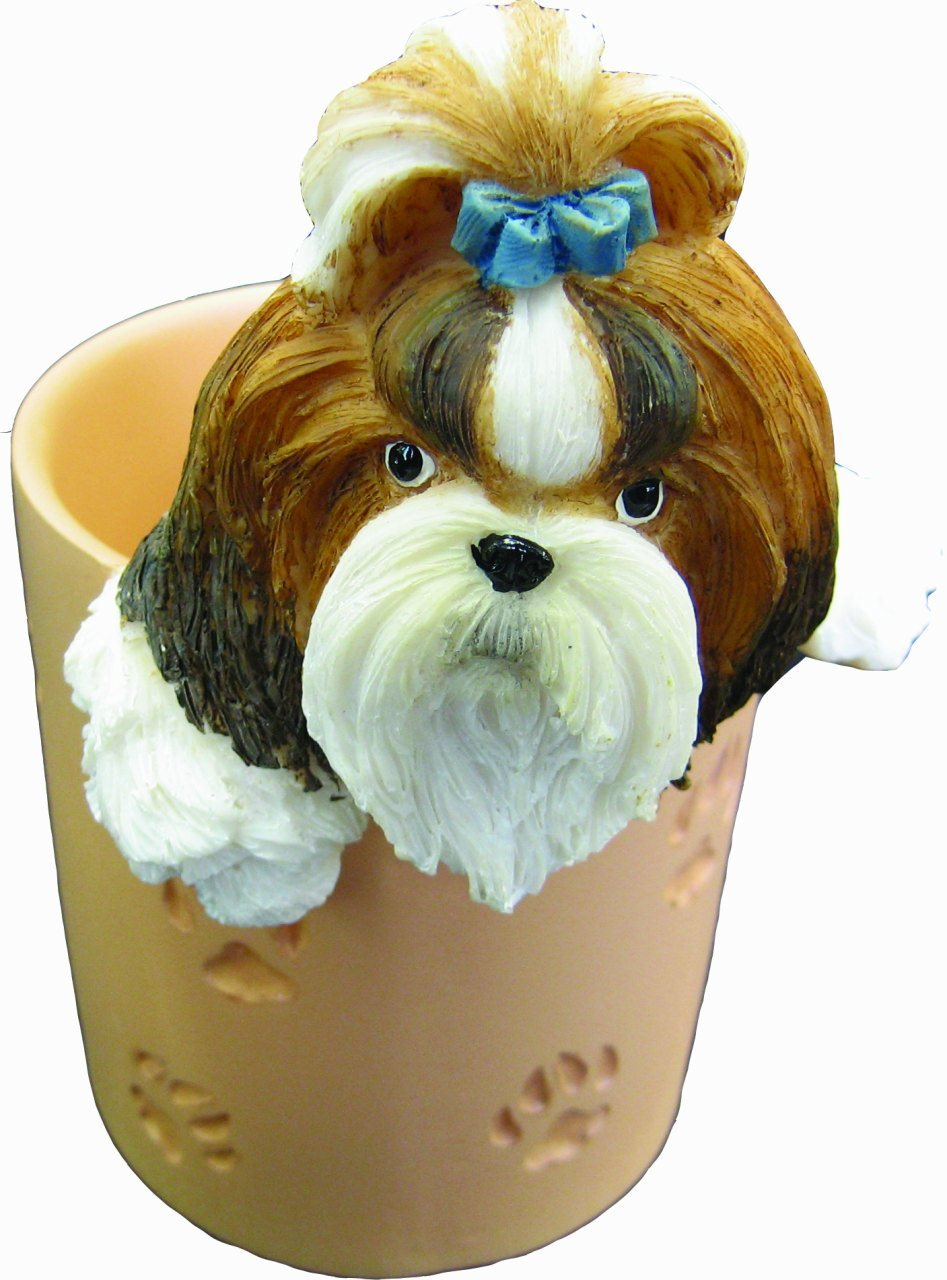 Shih Tzu Tan - Pen/Pencil Holder