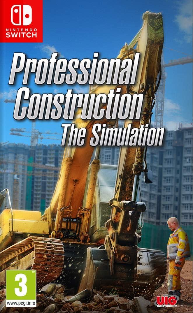 Professional Construction: The Simulation: Amazon.es: Videojuegos