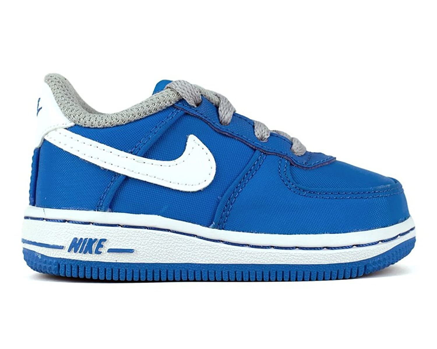 Nike Air Force 1 Photo Blue//White-Wolf Grey TD 4 M US Toddler