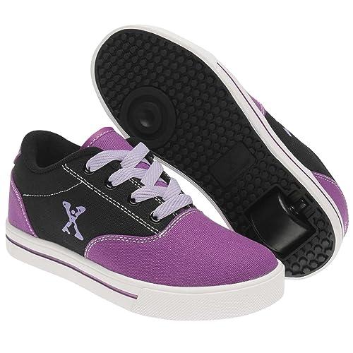 Sidewalk Sport - Zapatillas de Material Sintético para Niña, Color Multicolor, Talla C13