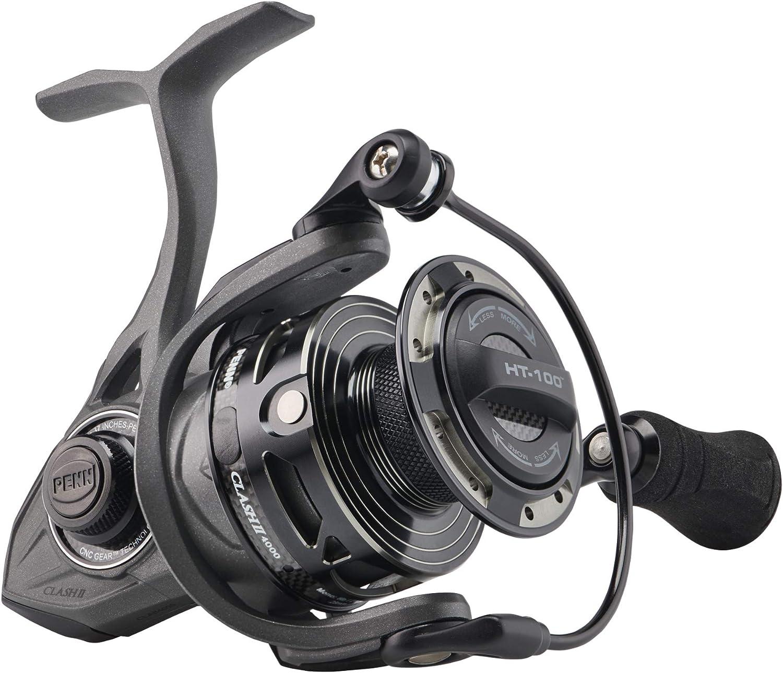 Penn Clash & Clash II Spinning Fishing Reel