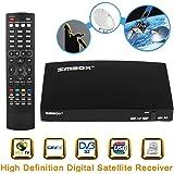 Genuine SMBOX SM8 Digitaler Satelliten Receiver Full HD 1080P Smart TV Box Mit allen Kanälen, Unterstützung PVR über USB, Web-TV, Smart FTA Set Top Box