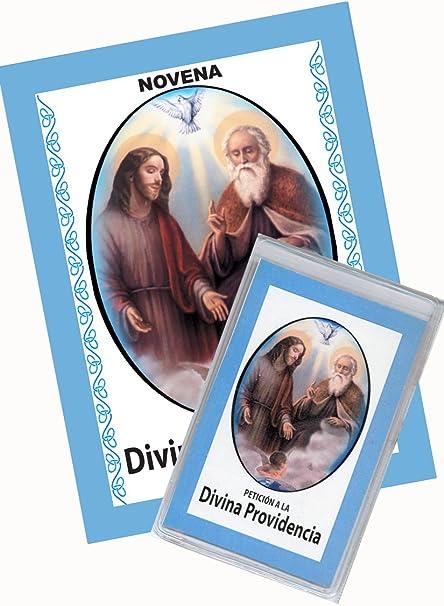Novena De La Divina Providencia Para Pedirle Que Nunca Falte Casa, Vestido Y Sustento (