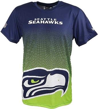 New Era Seattle Seahawks Tee/T-Shirt