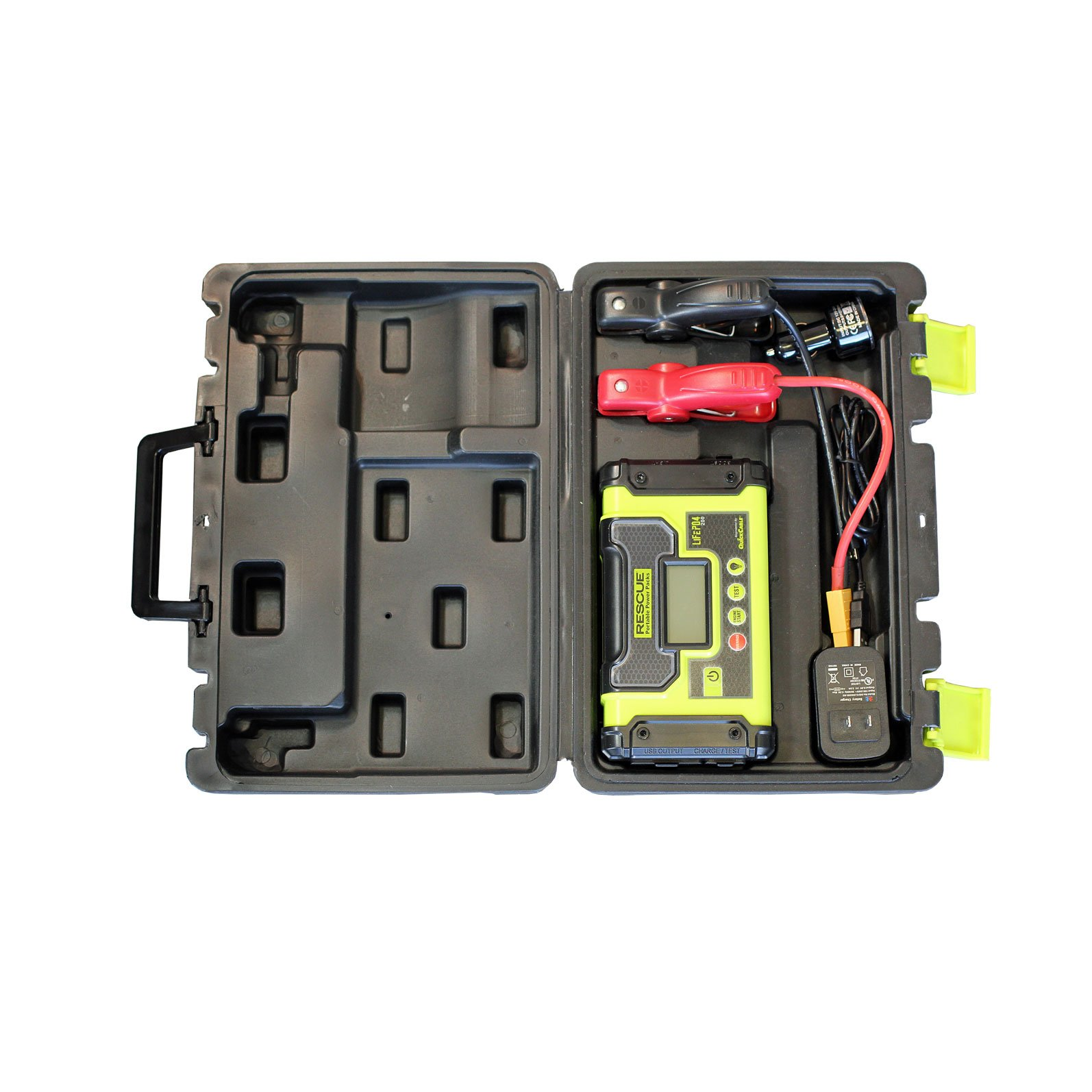 Quick Cable N2230 604022 Rescue Lifepo4 Jump Pack by Quick Cable (Image #2)