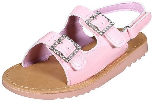 72f1934e860fc Nicole Miller New York Toddler Girls Open Toe Sandals
