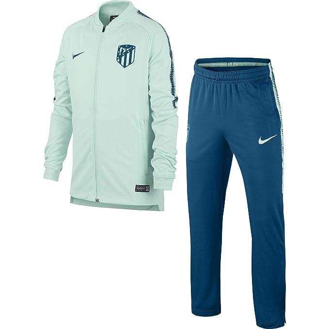 Nike ATM Y NK Dry SQD TRK K Chándal, Unisex niños, Multicolor ...