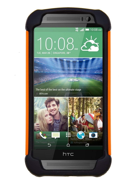 Amazon.com: gizzmoheaven HTC One M8 Prueba de Golpes ...