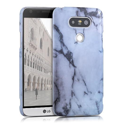 6 opinioni per kwmobile Cover per LG G5 / G5 SE- Custodia rigida in plastica per cellulare-