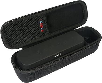 Khanka Hart Tasche Case Für Anker Soundcore Boost 20w Elektronik