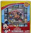 Disney Mickey Mouse My Jumbo Sticker Activity Book Over 650 Stickers