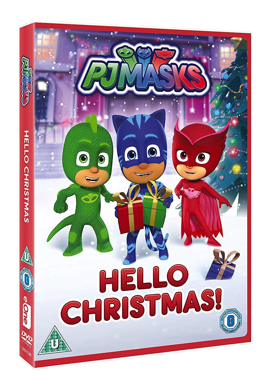 Pj Masks: Hello Christmas [Edizione: Regno Unito] [Italia ...