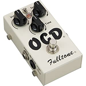 best distortion pedal for a tube amp