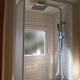 Amazon.es:Opiniones de clientes: Sistema de ducha Nantes Imex