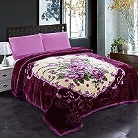 JML Korean Heavy Fleece Mink Blanket