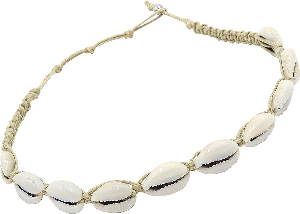 Hot sale wild coast cowrie shell accessories rainbow flower pendant simple design women jewelry