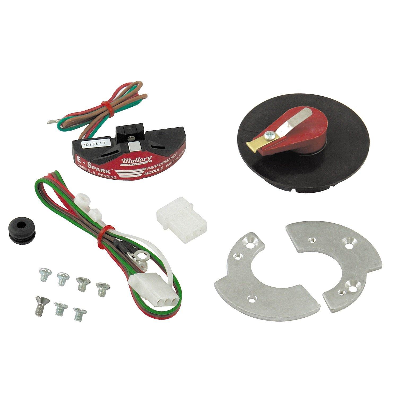 Mallory 61002m E Spark Conversion Kit Automotive Distributor Replacement Parts