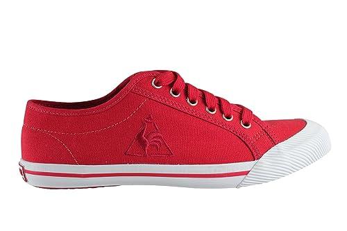 Le Coq Sportif - Zapatillas de Deporte de según descripción para Mujer Rojo Rojo: Amazon.es: Zapatos y complementos