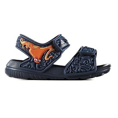 e0a85e5896c adidas Disney Nemo Altaswi Sandales Bebe Garçon Bleu Taille  Amazon ...
