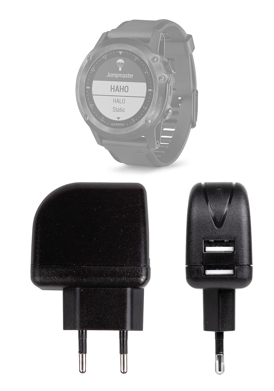 Cargadores USB para reloj inteligente Garmin Fenix 3 (HR ...