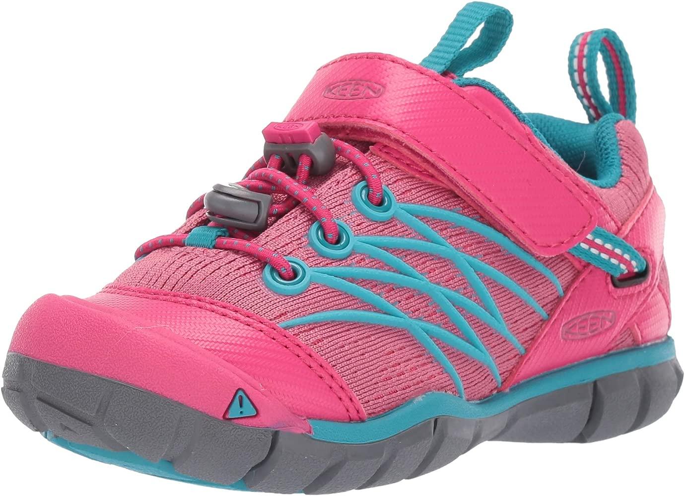 Keen Chandler CNX Waterproof Zapatos de Low Rise Senderismo Unisex Ni/ños