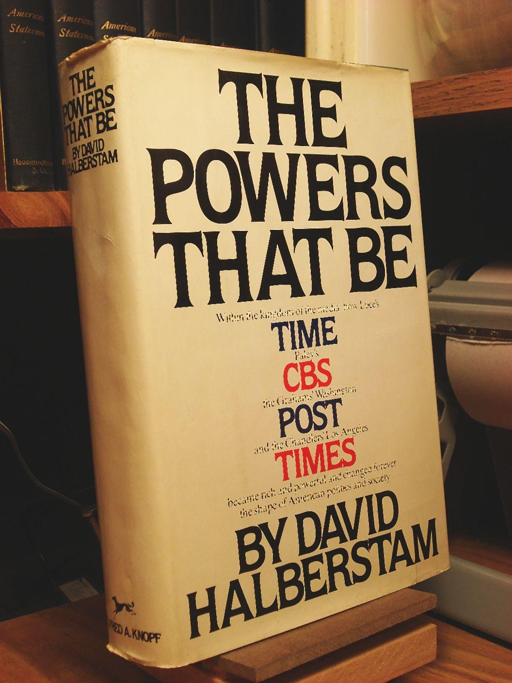 Powers That Be David Halberstam product image