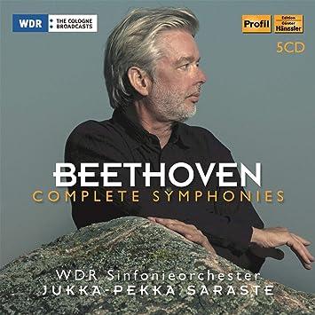 Jukka-Pekka Saraste - Beethoven Complete Symphonies (5CD)