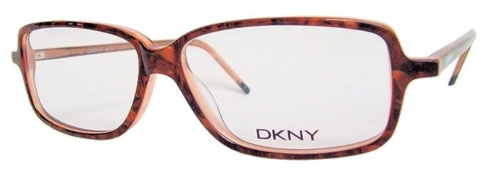 3134604563 DKNY Donna Karan Lunettes Homme / Femme 6833 215 Tortue: Amazon.fr ...