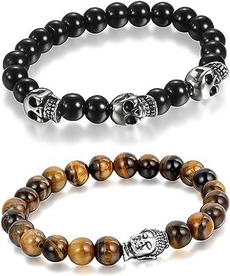 bracelet bijoux tête de mort 10