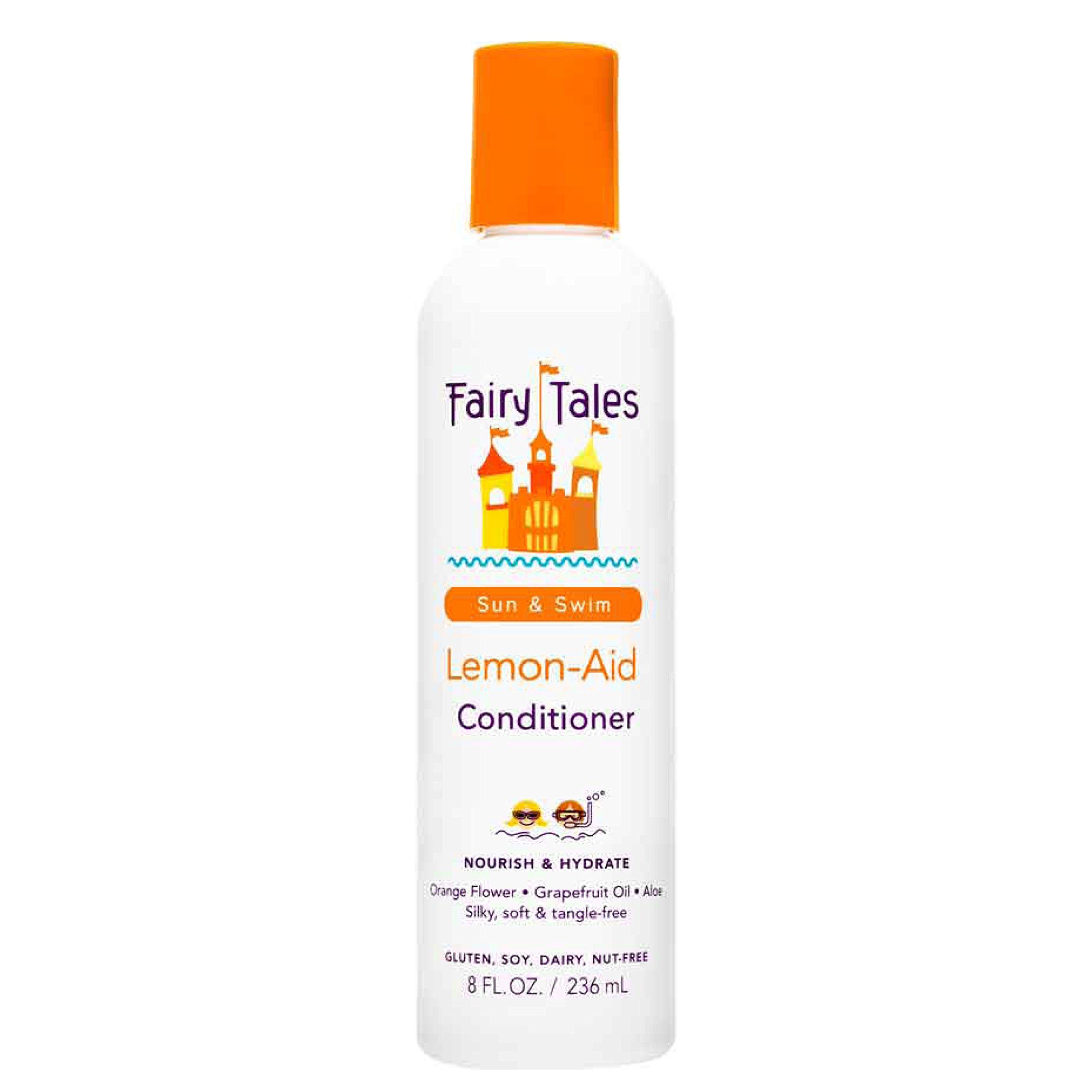 Fairy Tales Sun & Swim Lemon-Aid Conditioner for Kids - 8 oz by Fairy Tales