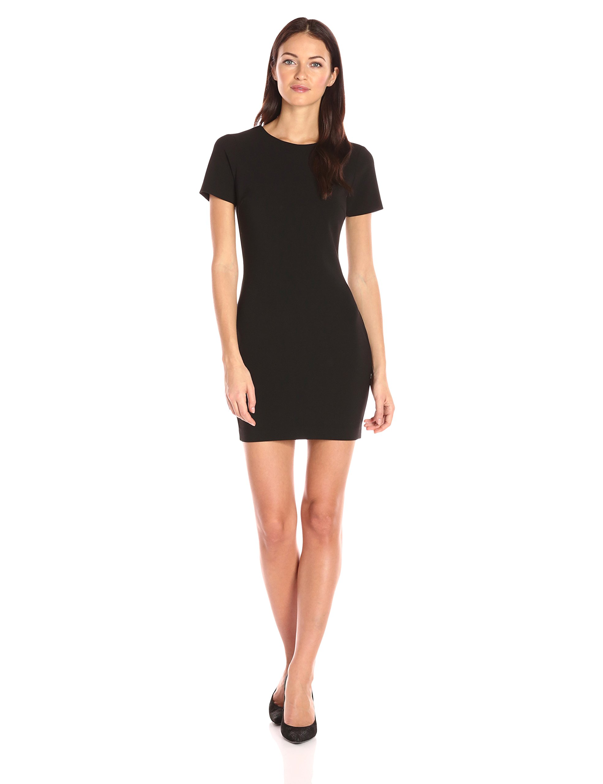 LIKELY Women's Manhattan Dress, Black, 10
