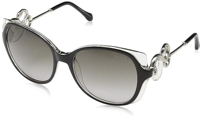 Roberto Cavalli Sonnenbrille RC1035 01B 56, Gafas de Sol ...