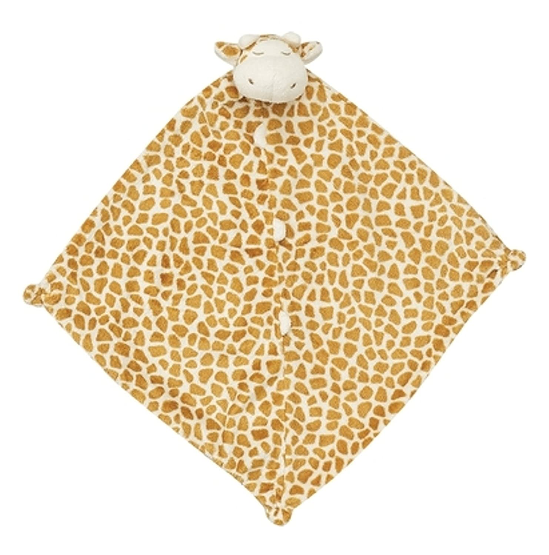 Angel Dear Blankie, Brown Giraffe 1121
