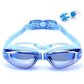 042c5b1c42 Gafas de Natación, VJK Gafas Anti Rayos UV Para Hombres Mujeres Adultos  Jóvenes Niños Niño - Lo ...