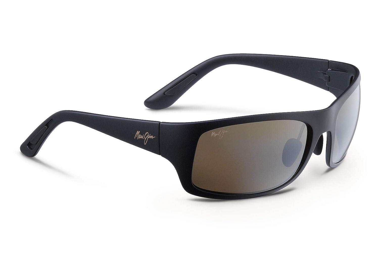 e5f3389fbdc20 Amazon.com  Maui Jim - Haleakala - Matte Black Frame-Polarized Hcl Bronze  Lenses  Maui Jim  Sports   Outdoors