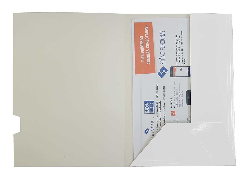 Amazon.com : Elba 944000 Plasticized Sub-Folder, 25 Units ...