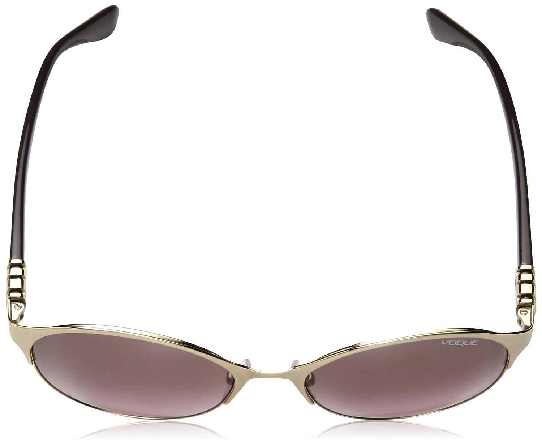 Amazon.com: Vogue metal Twist Collection Ronda anteojos de ...