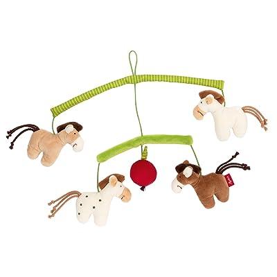 Sigikid 42264 Baby Activity - Móvil para bebé, diseño de caballo, multicolor: Bebé