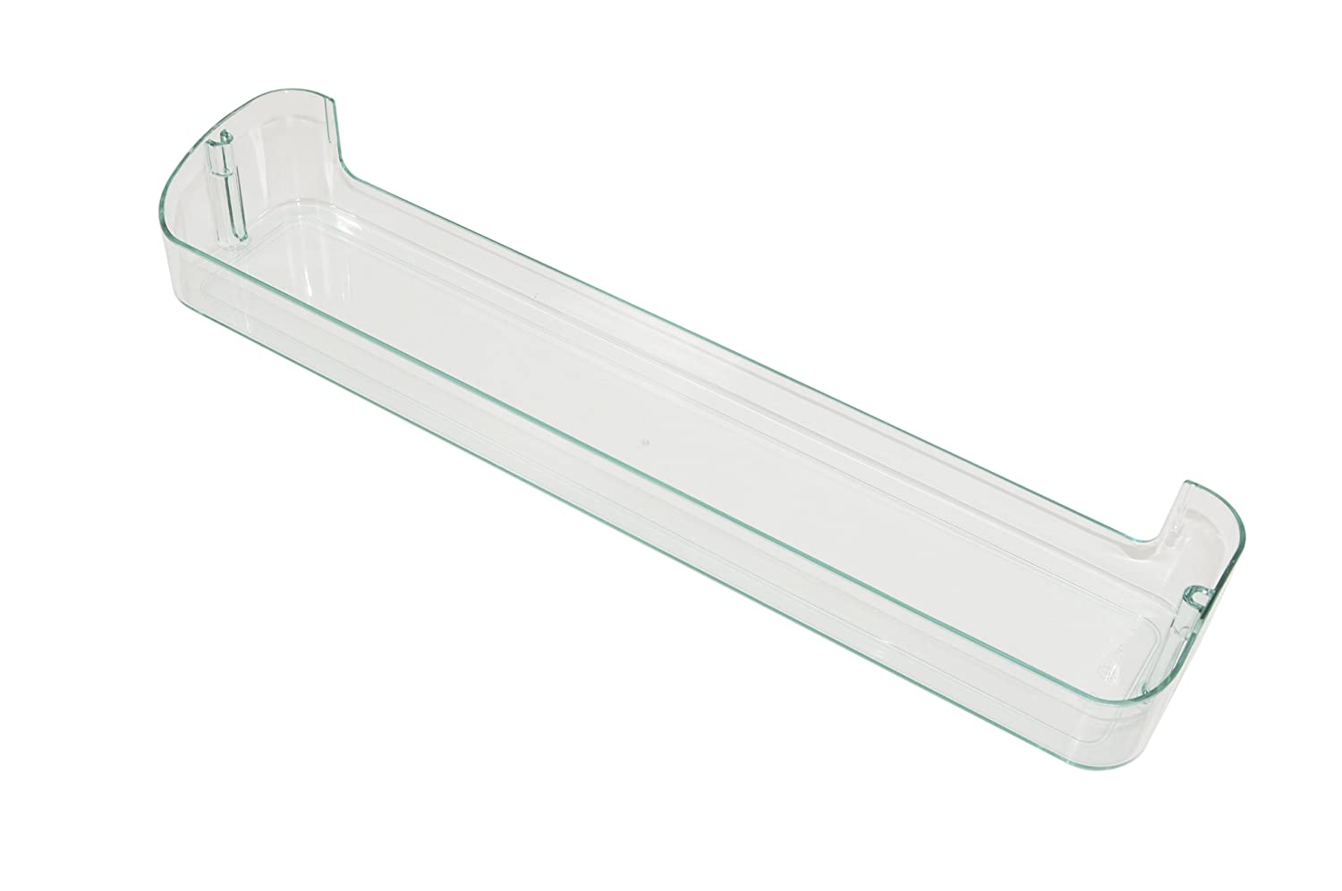 Frigidaire Hotpoint Fridge Freezer Clear Plastic Door Tray. Genuine part number 613203