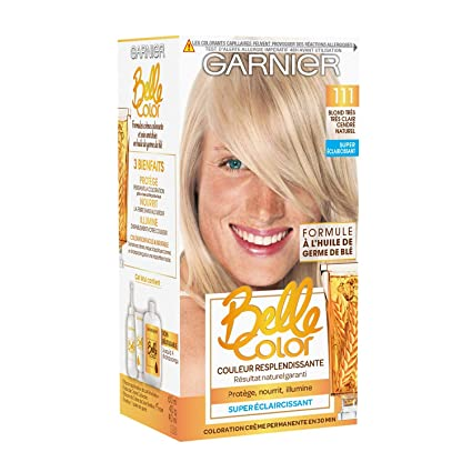 Garnier Belle Color Coloration Permanente Blond 111 Cendré