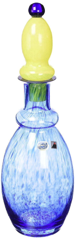 Cristal de Bohemia Atelier Botella, Cristal, Oro Rubi, 36x14x11.5 cm: Amazon.es: Hogar