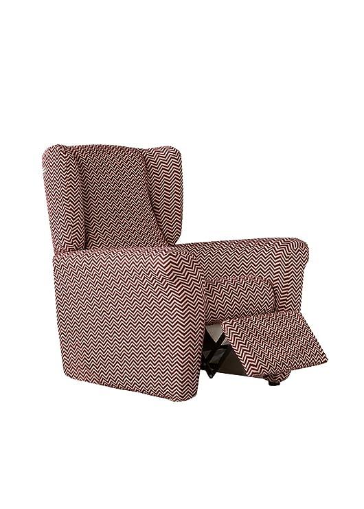 Fundas para sillones Relax, de tela elástica, con punto ...