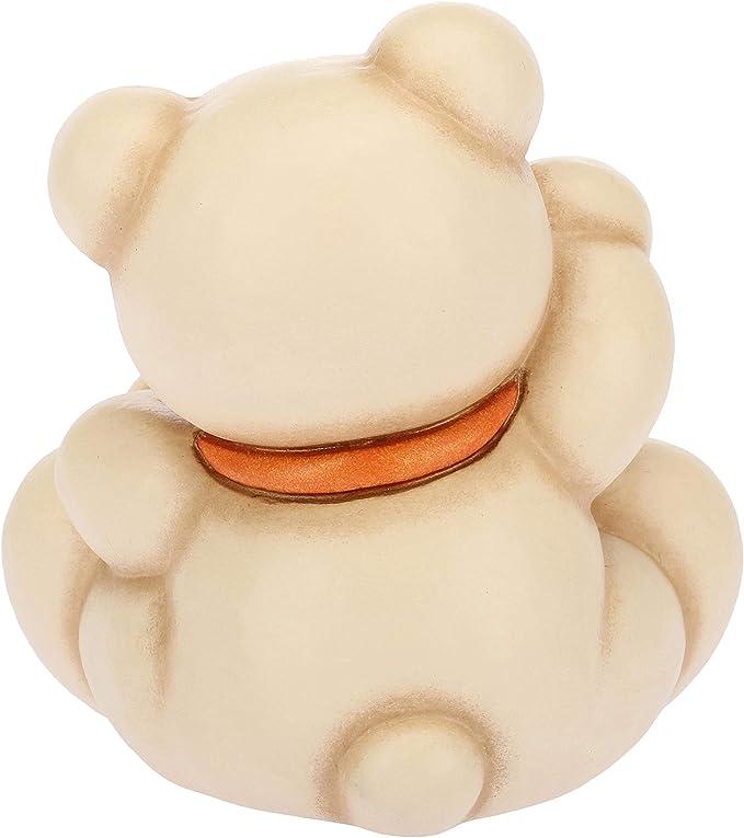 Formato Piccolo Teddy Che Apre lUovo di Pasqua Animali Soprammobili da Collezione I Classici THUN Ceramica