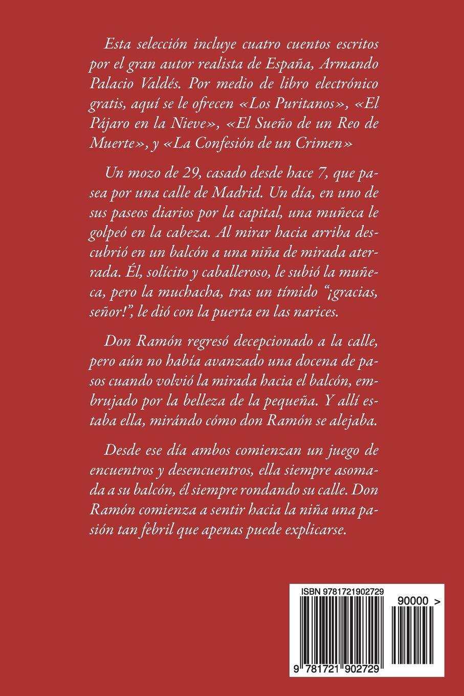 Amazon.com: Los Puritanos y Otros Cuentos (Spanish Edition ...